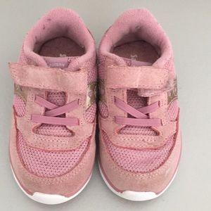 Saucony baby jazz sneakers 5.5